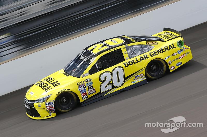 2. Matt Kenseth, Joe Gibbs Racing, Toyota