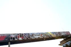 Hungaroring-Schild