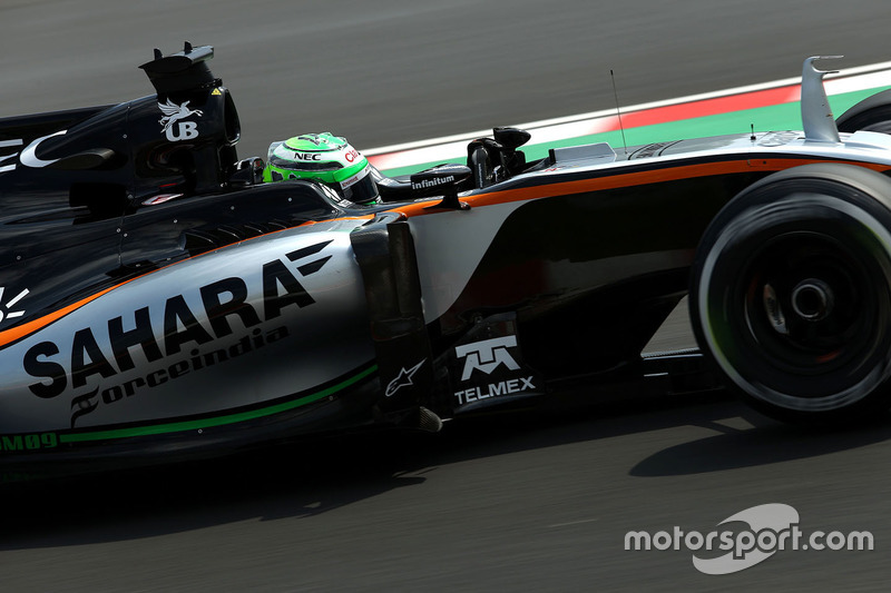 9: Nico Hulkenberg, Sahara Force India