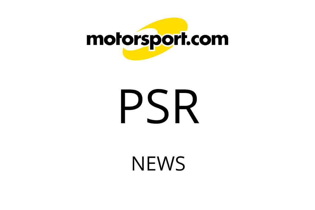 Mosport Sunday Press Notes