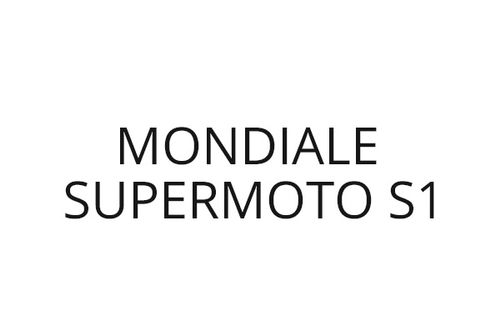 World Supermoto S1