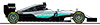 梅赛德斯F1 W07 Hybrid