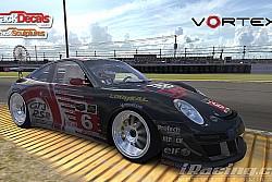 Vortex SimRacing Race reports