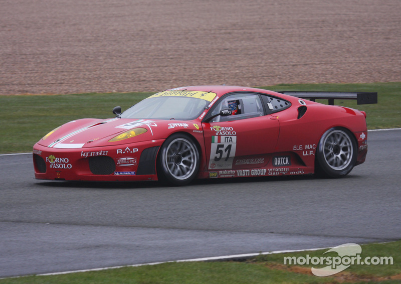 AF Corse - Montanari Biagi - Ferrari F430 GT2 - 51