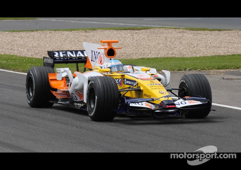 ING Renault F1 Team - Fernando Alonso - 5