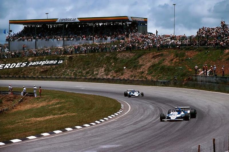 1979 год. Единственный дубль Ligier