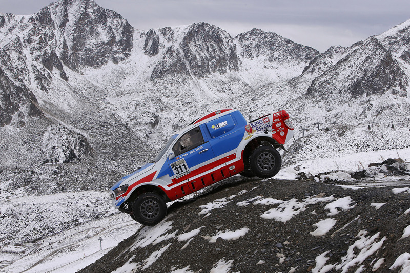 Andorra Dakar Esponsorama