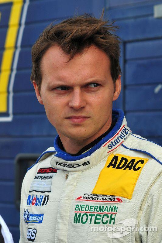 Porsche Driver Marc Lieb