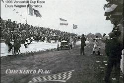 First Checkered Flag