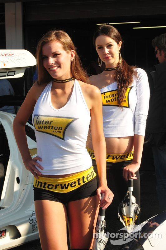 Lovely Heico Motorsports Girls