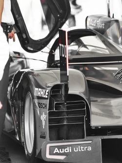 Audi R18 2011