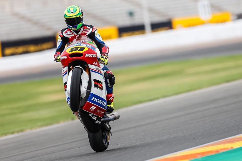 Nas motos, Eric Granado conquistou o título europeu de Moto2, antes de ir em definitivo para o mundial de motovelocidade em 2018.