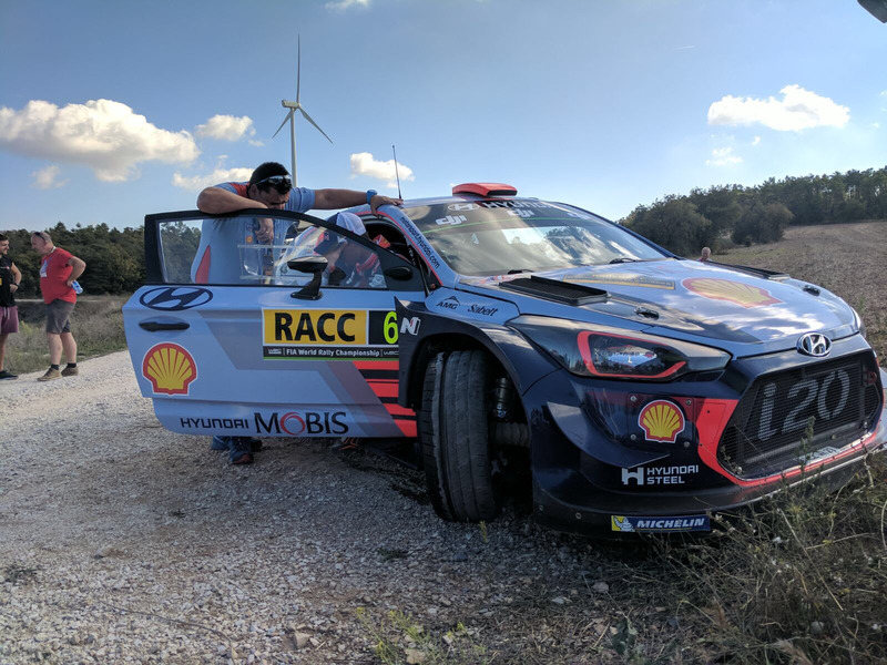 Дани Сордо и Марк Марти, Hyundai i20 Coupe WRC