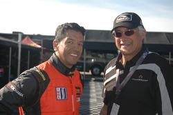 Carlos Gomez & Mike Cesario