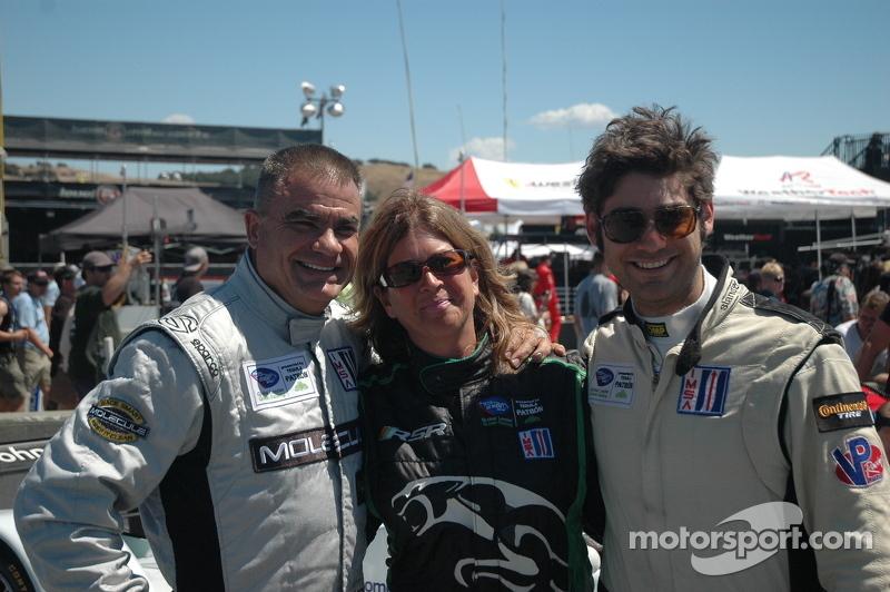 Michael Guasch, Lisa Simoni & Duncan Ende