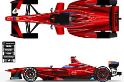Mazda Formula e