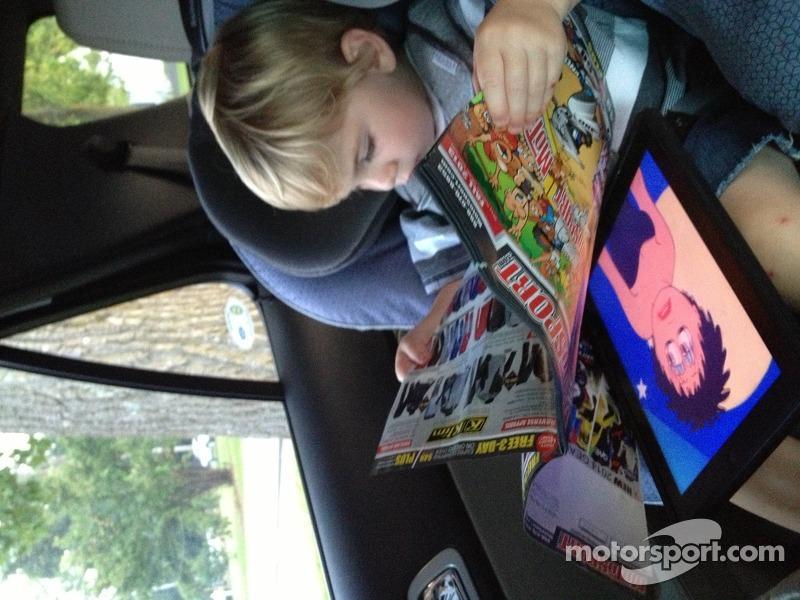 Motorsport mag over movie