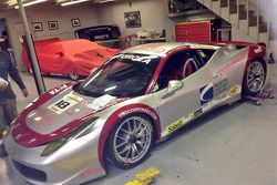 Jim Weiland's EMS+ Ferrari Challenge 458 Italia GT is Ready for Austin