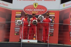 John Farano 2nd in Pirelli Cup and on the podium