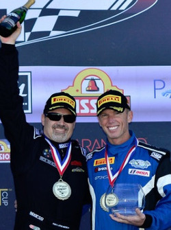 Blake and Lopez-Santini Come Out On Top At Sebring IGT