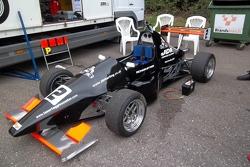Formula Jedi in the paddock