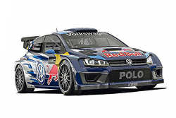 Volkswagen Polo R WRC 2017 от Rallye Magazin