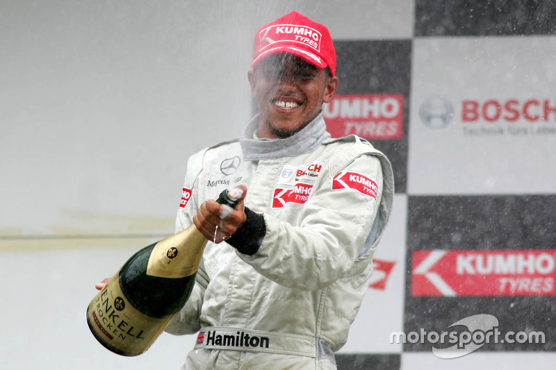 بطل موسم 2005 في سلسلة فورمولا 3 الأوروبية