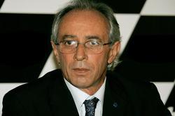 Вито Ипполито, президент FIM