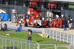 Audi pitstop