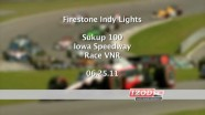 2011 Iowa - Indy Lights- Race