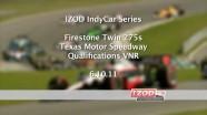 2011 Texas - IndyCar - Qualification