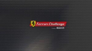 Ferrari 458 Challenge on-board camera Philipp Baron in Valencia
