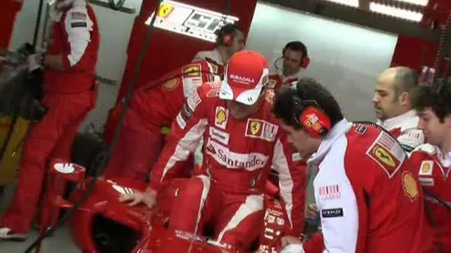 Scuderia Ferrari 2010 - Hungarian GP Preview