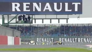 Eurocup FR 2.0 Silverstone News 2011 - Race 1