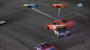 Logano Hit By Johnson - Richmond International Raceway 2011