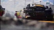 Red Flag For 13 Car Pile Up - Phoenix International Raceway 2011