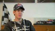 Formula 1 2011 - Red Bull Racing - Post-Race Interview Italian Grand Prix - Sebastian Vettel