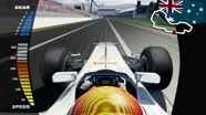 2011 Formula 1 Qantas Australian GP - 3D Simulation
