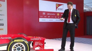Scuderia Ferrari - F2012 - Singleseater technical explanations