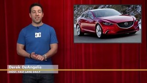 Mazda Takeri Concept, New Kia Flagship, Russian Axe Vandalism, & Dumbass Tuesday!