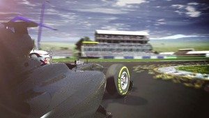 2012 Formula 1 Australian Grand Prix - Pirelli 3D Simulation