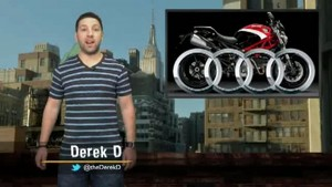 Audi Buys Ducati, MG Crossover, Car Sounds Guy, 2015 Infiniti G, & Saab bid!