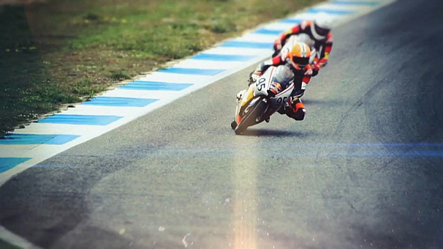 Red Bull MotoGP Rookies Cup 2012: Sachsenring Day 2