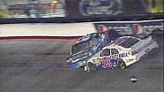 Almirola and Gilliland Get Tangle - Bristol - 08/25/2012