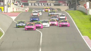 Eurocup Megane Trophy Catalunya News 2012 - Race 2