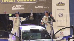 WRC 2013 - Rally Sweden - Summary