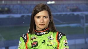 NASCAR Cup 2013 - Daytona 500 - Danica Patric