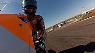 Honda MotoGP Pre-Season Testing Austin 2013: One Lap At Austin with Dani Pedrosa