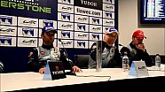 6 Hours of Silverstone Press Conference Part 6 - LMGTE Pro Winners