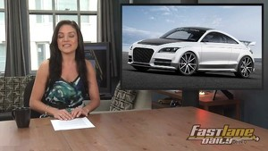 Alfa Romeo 6C Coupe, Volvo KERS Tech, Audi TT Ultra Quattro, Hyundai Suicide Ad, and COW!